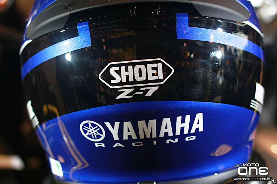 SHOEI Z-7 YAMAHA RACING 2019