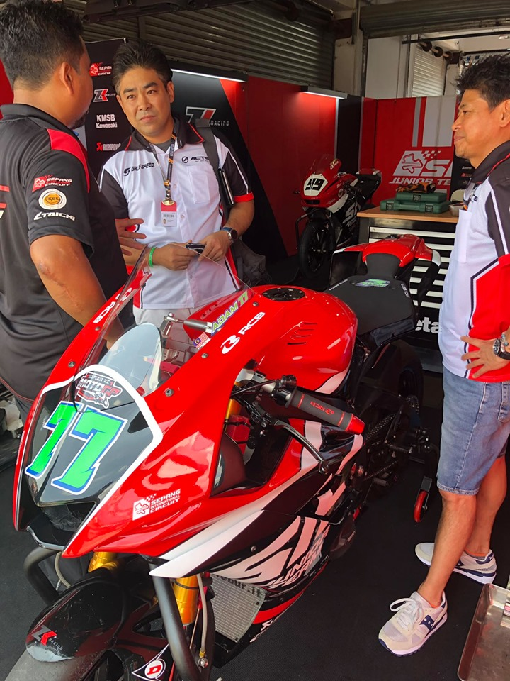 2019 ARRC Gale Speed