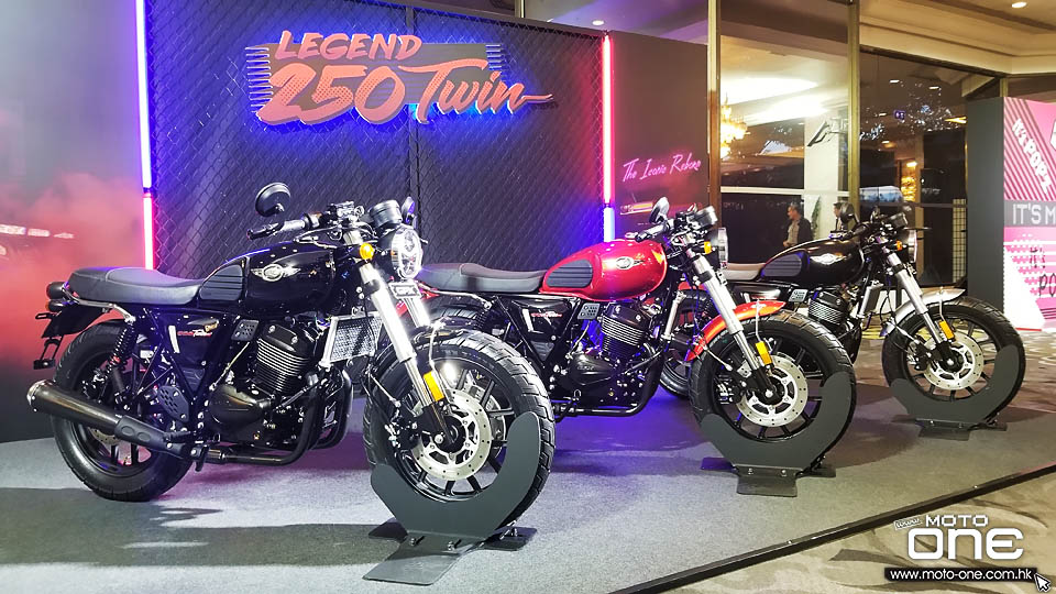 2019 GPX Legend 250 Twin Raptor 180 POPZ 125