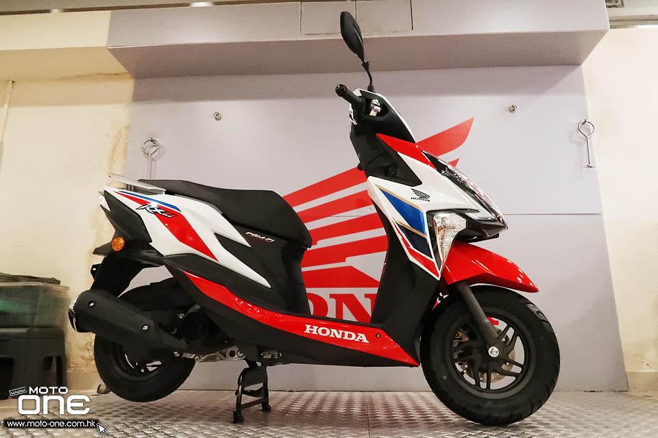 2019 HONDA RX125 Fi