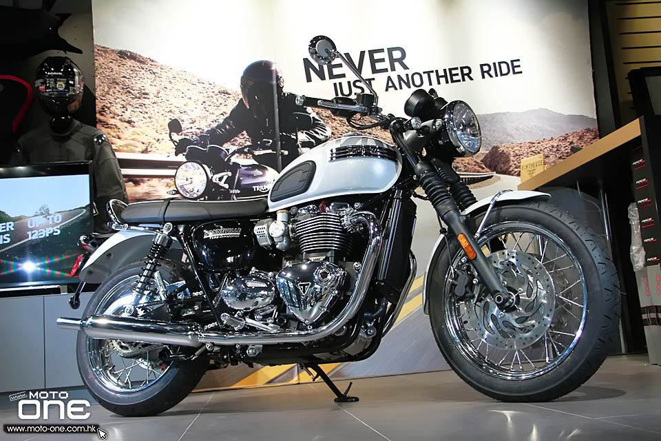 2019 Triumph Bonneville T120 Diamond ACE