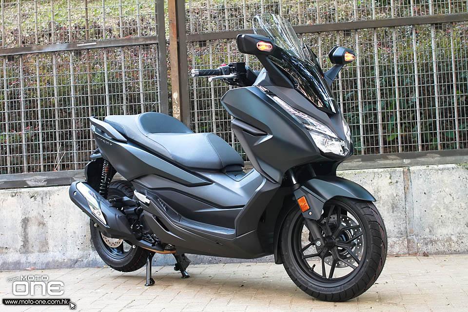 2020 HONDA FORZA 300