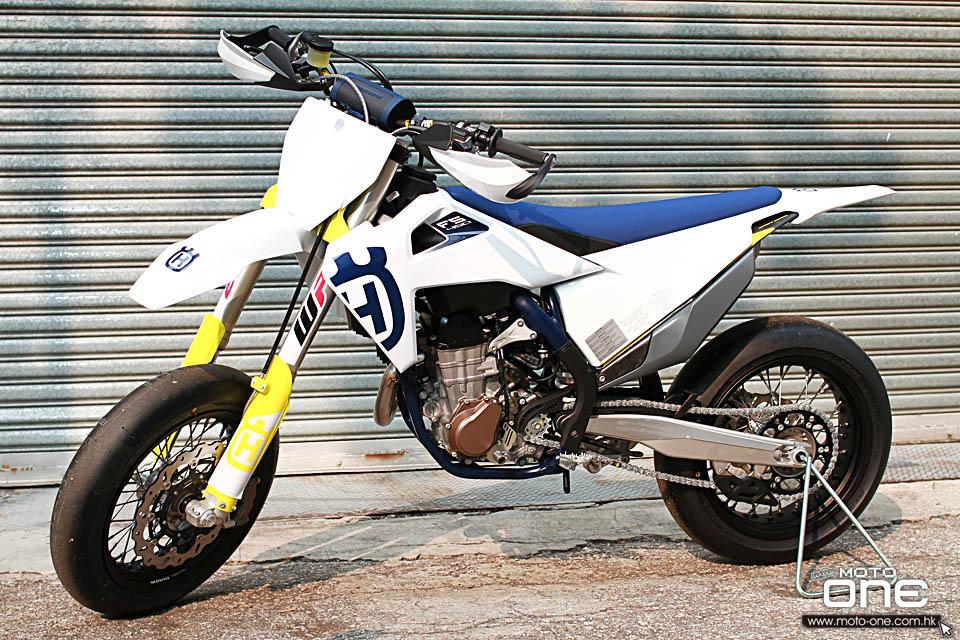 2020 Husqvarna FS450