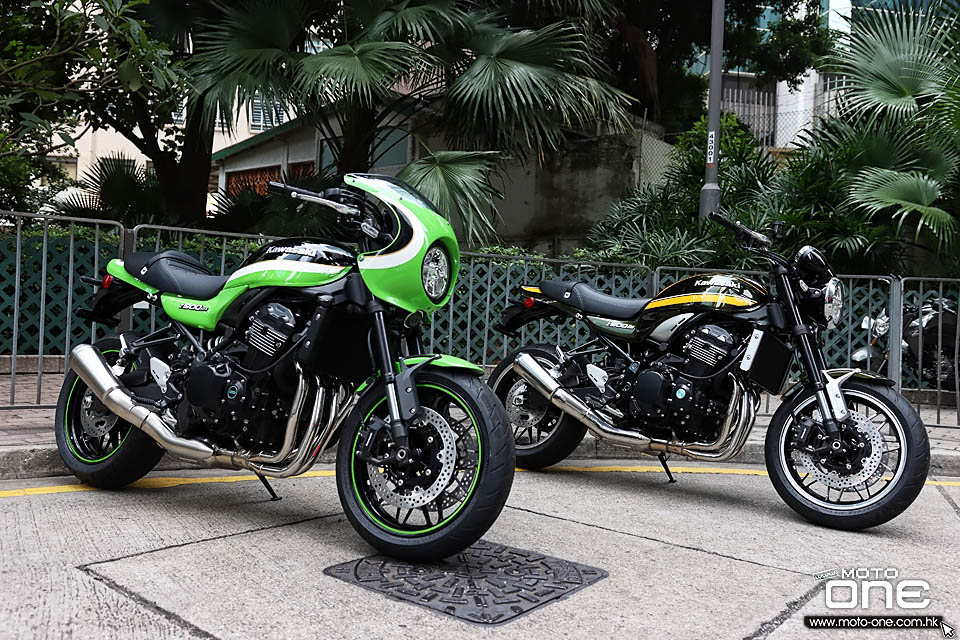 2020 Kawasaki Z900RS AND Z900RS Cafe