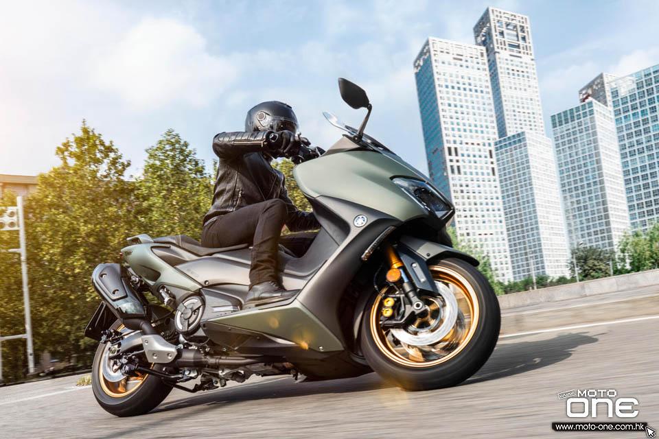 2020 Yamaha Tech MAX 560