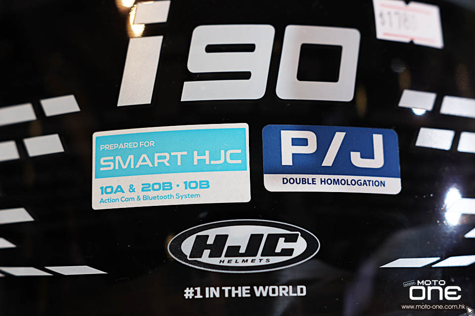 2020 HJC I90 Blurtooth SMART HJC
