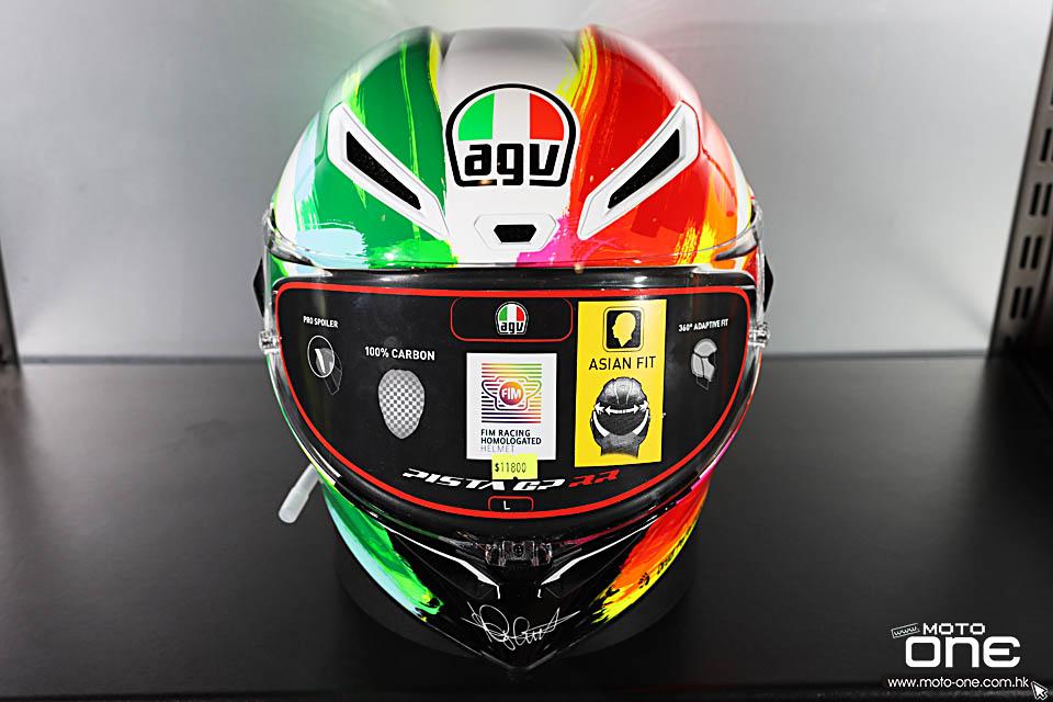 AGV Pista GP R Mugello 2019