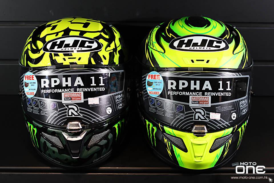 2020 HJC R-PHA 11 x Cal Crutchlo