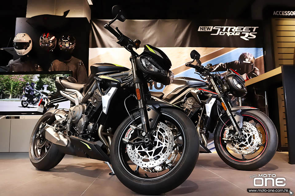 2020 Triumph Triple RS 765