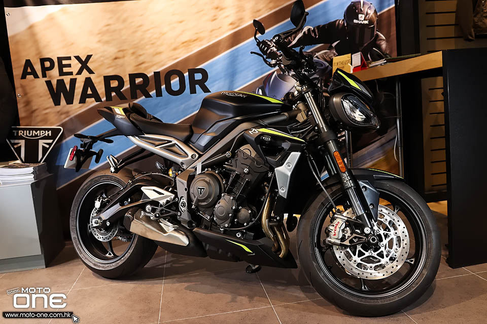 2020 Triumph Triple RS 765