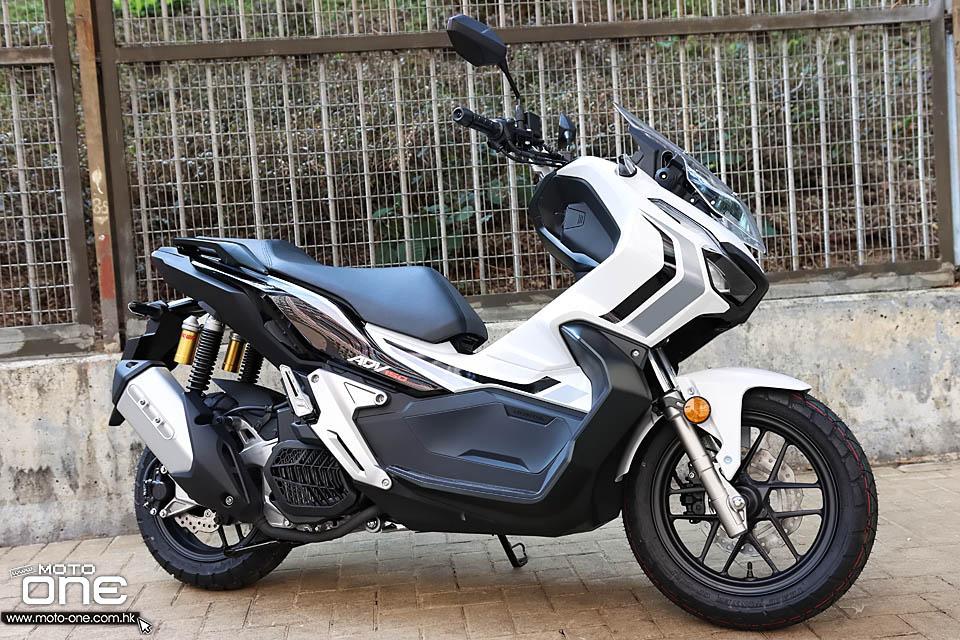 2020 HONDA ADV150 ABS
