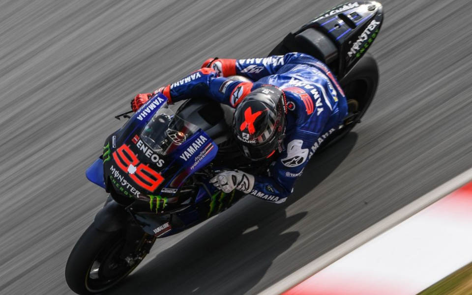 SHARK LORENZO WINTER TEST 2020 LIMITED EDITION