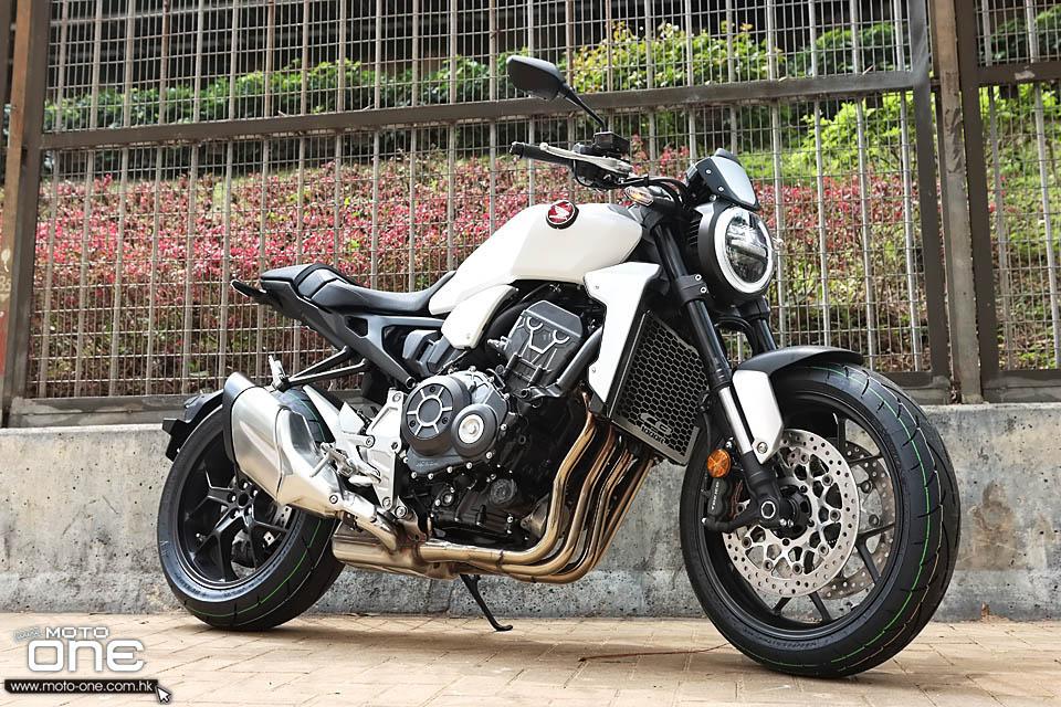 2020 HONDA CB400SF