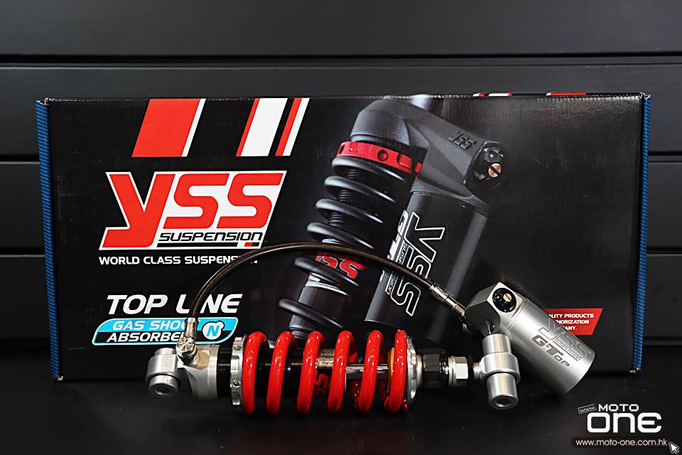 2020 YSS MX366 GAS TOP