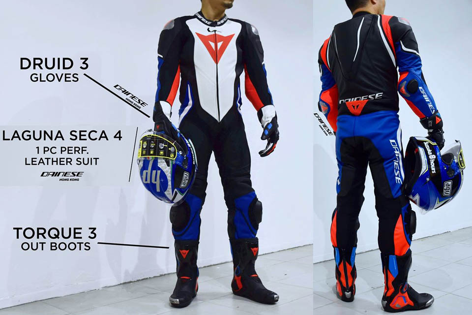2020 DAINESE RACING OUTFIT SPECIAL OFFER