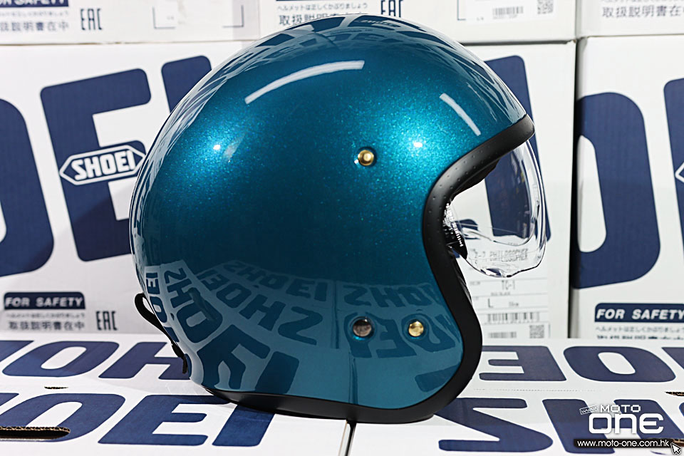 2020 SHOEI JO LAGUNA BLUE