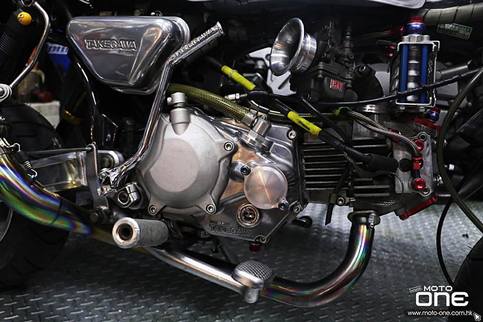 HONDA CB750F MONKEY50