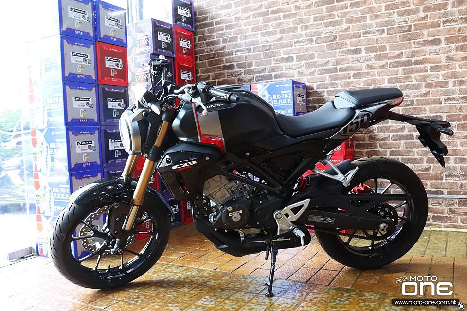 2020 Honda CB150R