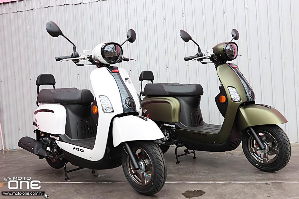 2020 PGO J BUBU S 125 ABS
