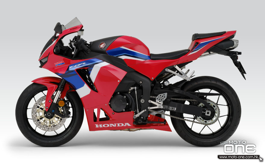 2021 HONDA CBR600RR AWAKEN THE RACE