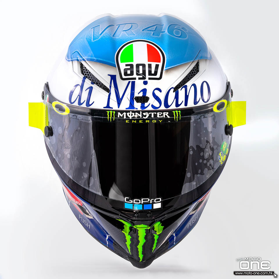 2020 ROSS The 0magic formula AGV Pista GP RR