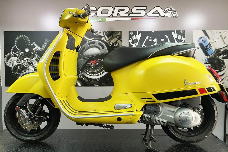 Vespa CORSA MOTORS
