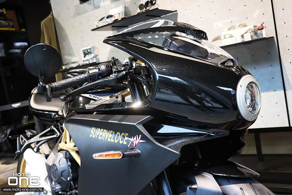 2020 MV AGUSTA SUPERVELOCE 800