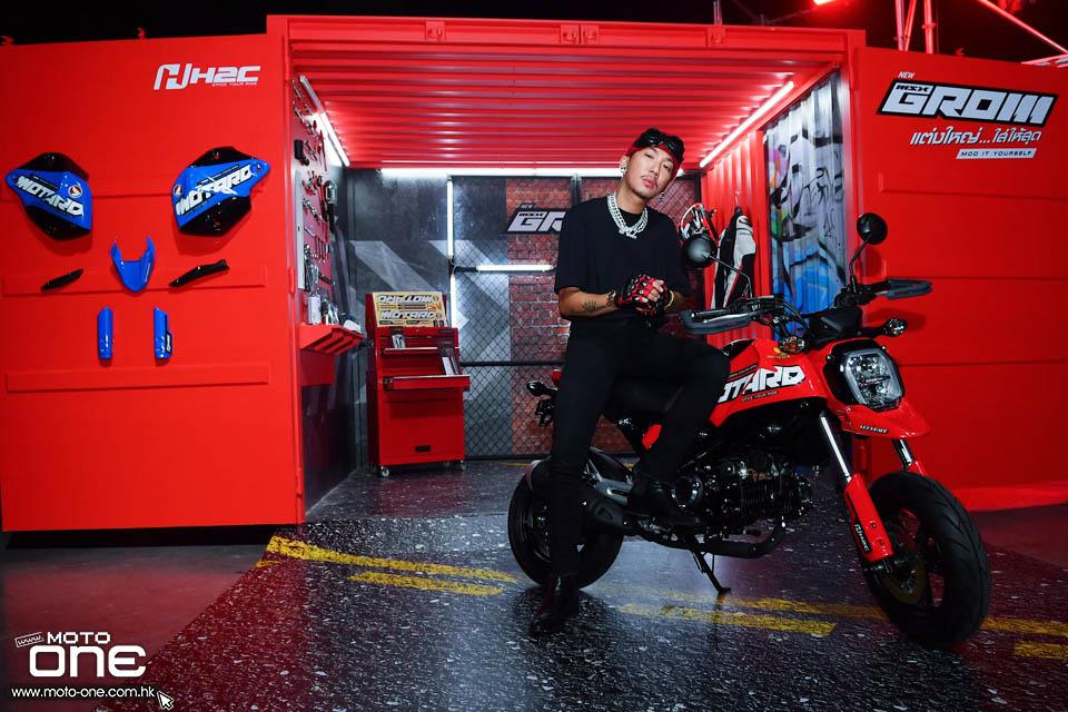 2021 Honda MSX 125 Grom
