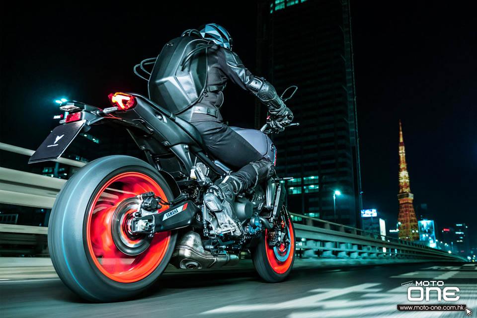 2021 Yamaha MT09