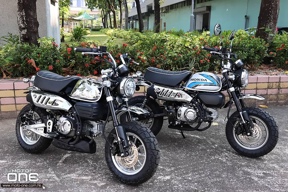 2020 Honda Monkey 125