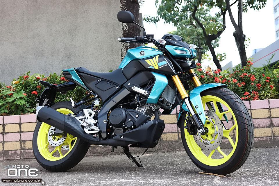2020 Yamaha MT-15 Limited edition