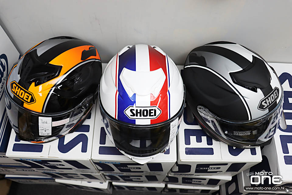 2020 SHOEI GT-AIR 2 PANORAMA HELMETS