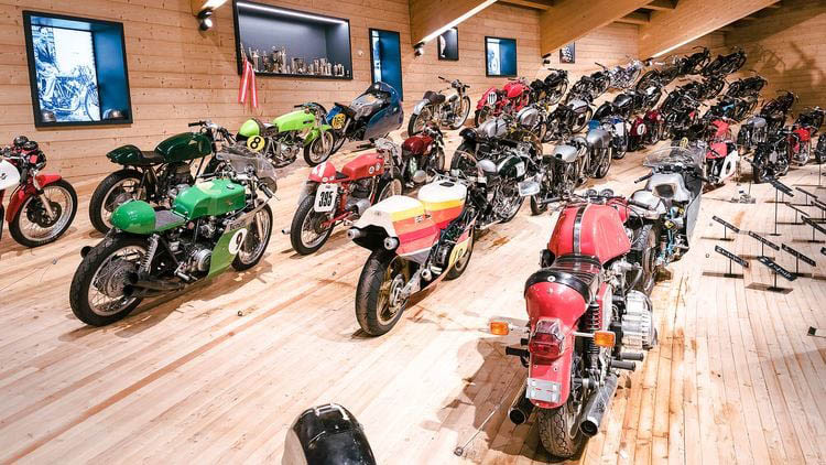 TOP MOUNTAIN MOTORCYCLE MUSEUM