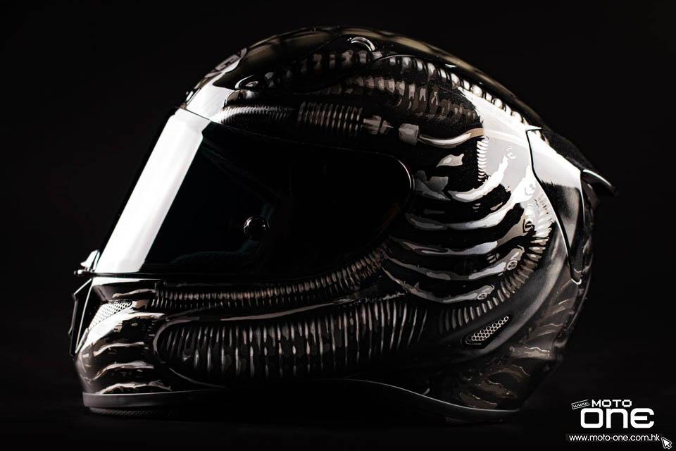 2021 HJC RPHA 11 Aliens