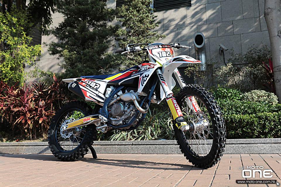 2021 Husqvarna FC250