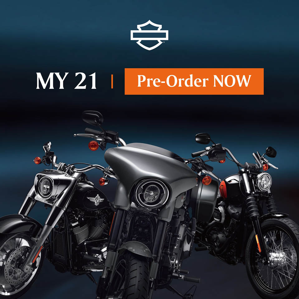 Harley-Davidson MY21