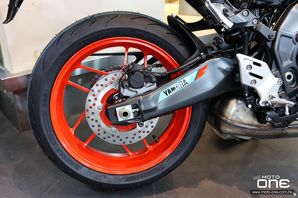 2021 Yamaha MT09 SP
