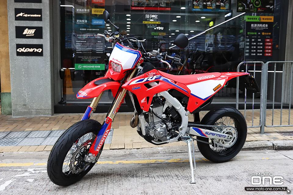 2021 Honda Redmoto CRF450RX