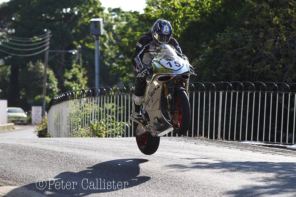 NORTON TT ISLE OF MAN