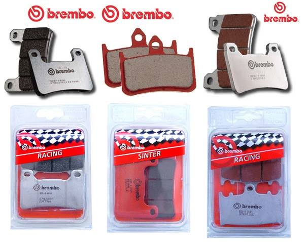 Brembo - High Performance Brake Pads (CORSA)