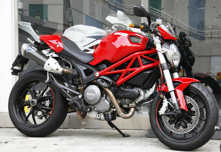 2011 Ducati - Monster796 ABS (CORSA)